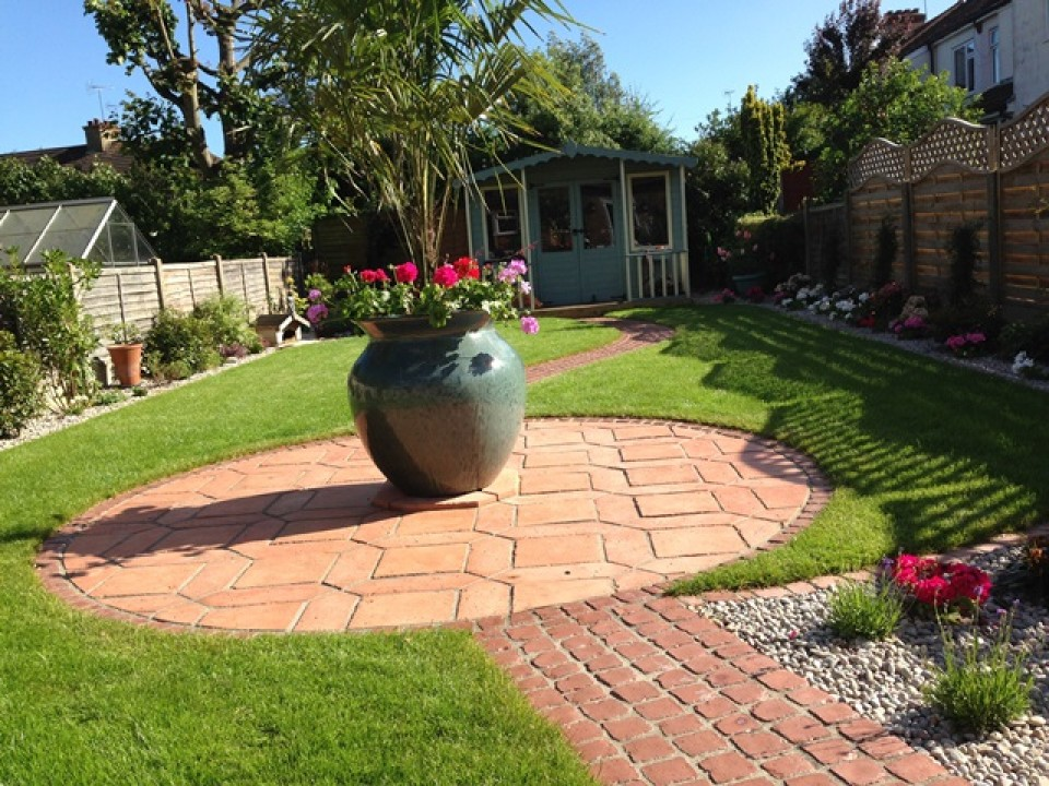 Patio Paving Essex